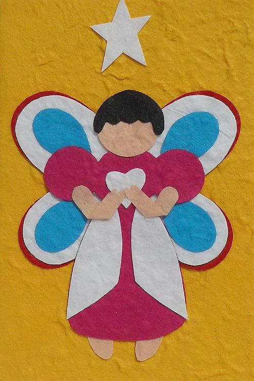 Angel Doll Cards