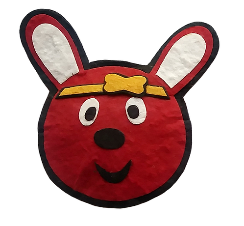 Rabbit Magnet individual