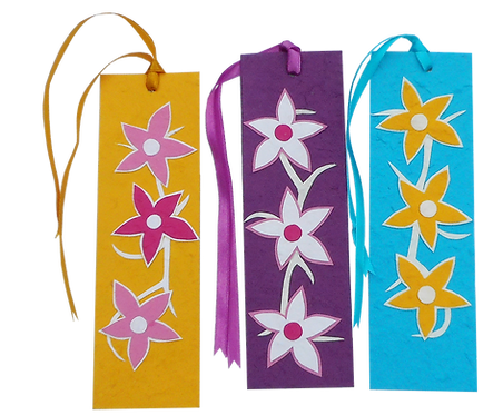 Wildflower Bookmarks