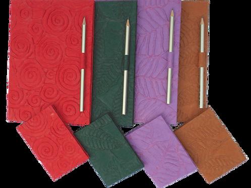 Textured Notebooks