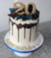 vegan chocolate shard cake blue .jpg