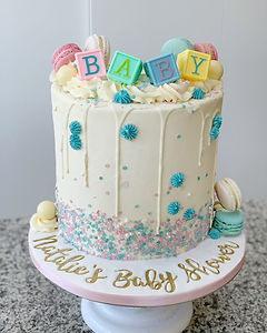 baby shower cake sprinkle sides.jpg