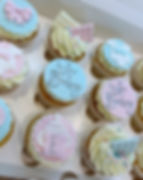 baby shower cupcakes blue and pink.jpg