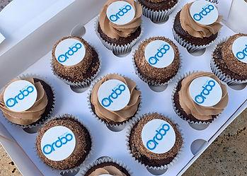 chocolate logo cupcakes 9.jpg