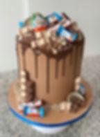 EXTRA CHOCOLATEY chocolate explosion cak