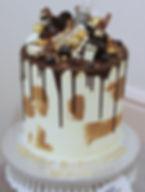 Alcohol Mini Chocolate Explosion Cake.jp