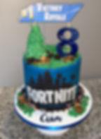 Fortnite cake.JPG