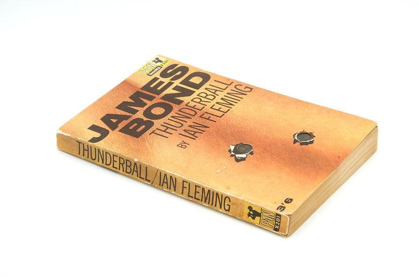 Thunderball: First Print X201