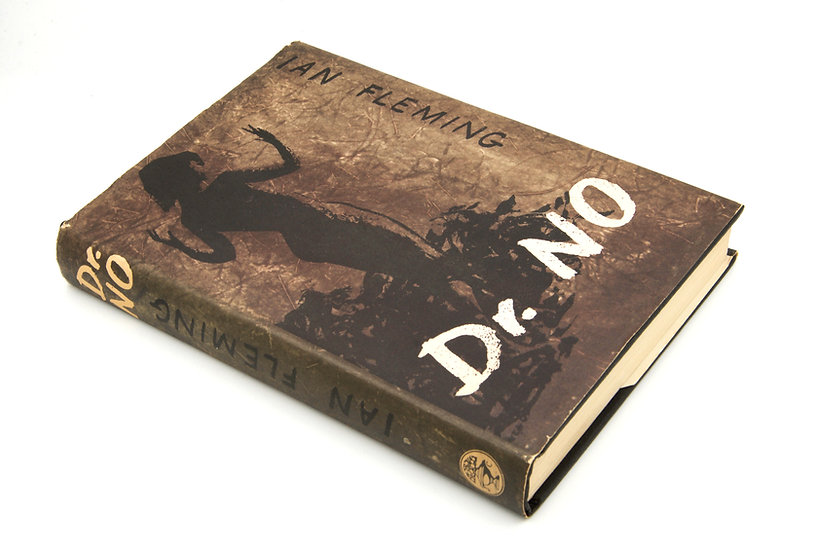 Dr No - 1st/1st - Fine EXTREMELY RARE