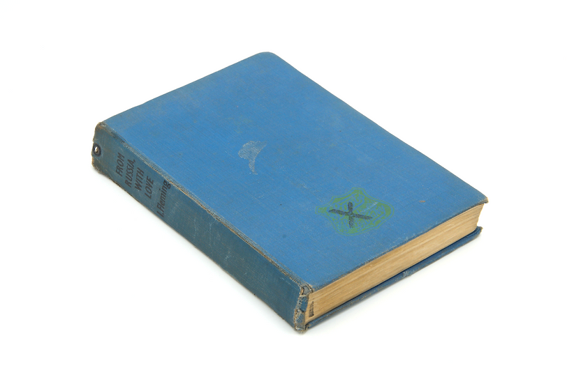 From Russia With  Love 1st/1st - RARE Boots Advance Binding