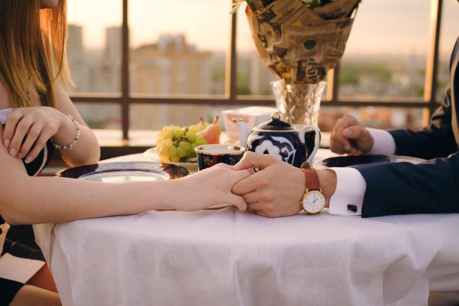 Свидание романтическое