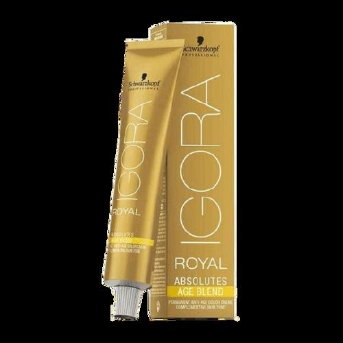 Igora Royal  | Permanent Color | -01/-140 Absolutes Age Blend