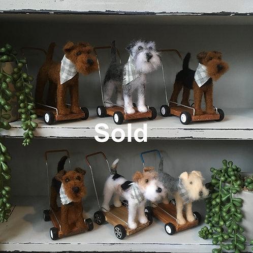 Vintage terrier [Welsh]