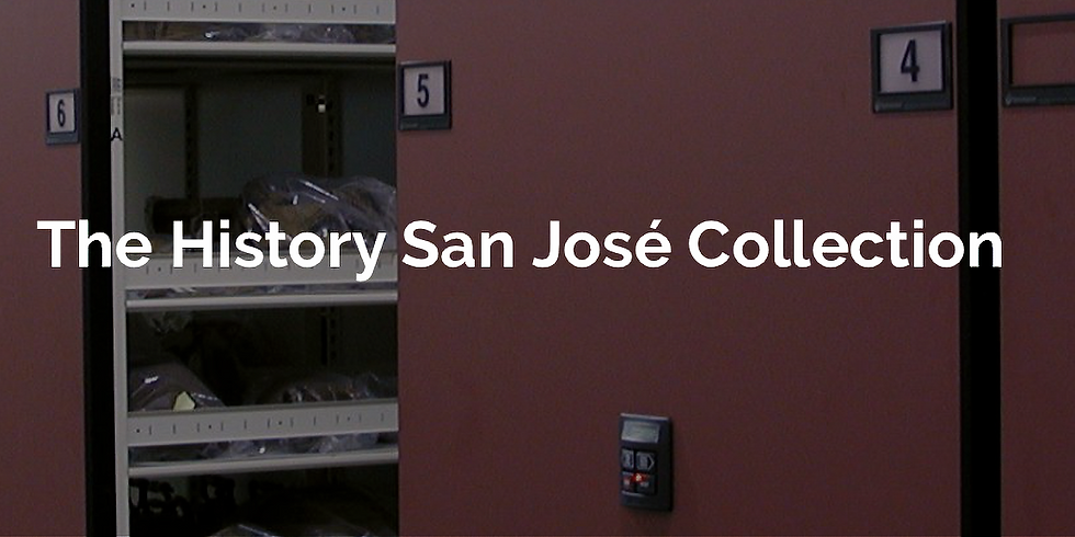 Members Only Tour of History San Jose's Collections Center