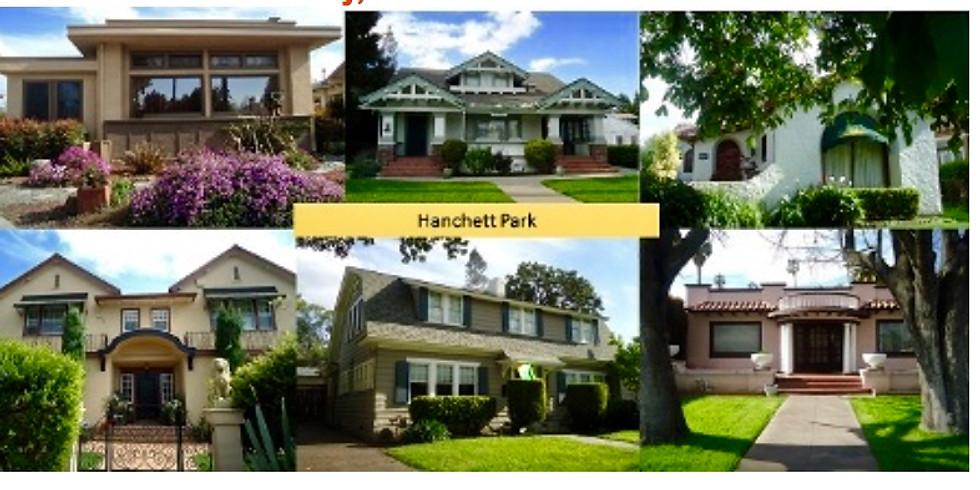 Shasta Hanchett Neighborhood Walking Tour