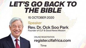 [Africa] CLF Meeting, 34 countries, 4 languages, 17,860 pastors and audience of 15 million
