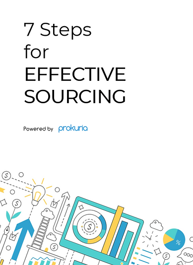 7 Steps for Effective Sourcing