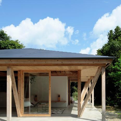 SHINMINKA Villa of MOTOBU