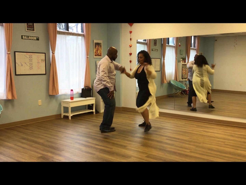 Noemi & Antonio Bachata Dancing