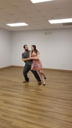 Samantha & Blake Wedding Lesson