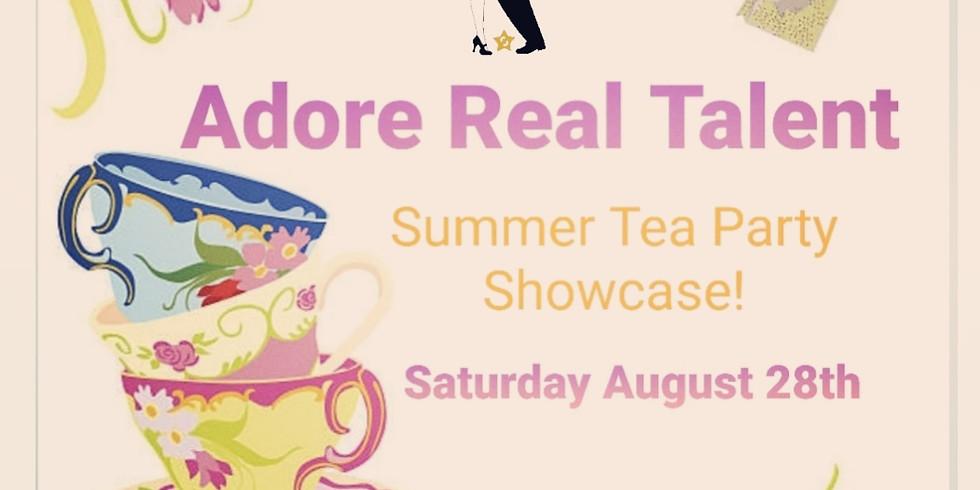 Summer Tea Party Showcase