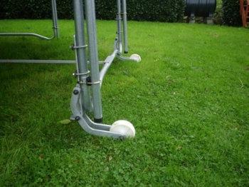 Lennons Trampoline Wheels (Pack of 2)