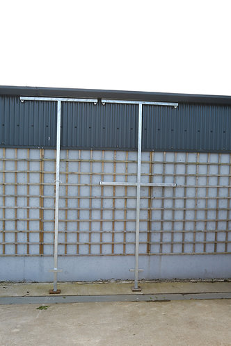 Galvanised T-Bar Clothes Line