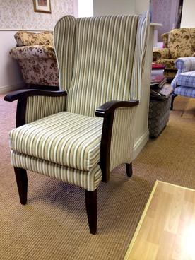 Holly Fireside Chair