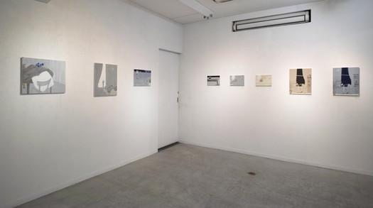 個展「ひとりたちへ」アートスペース羅針盤