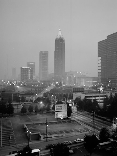 Atlanta night