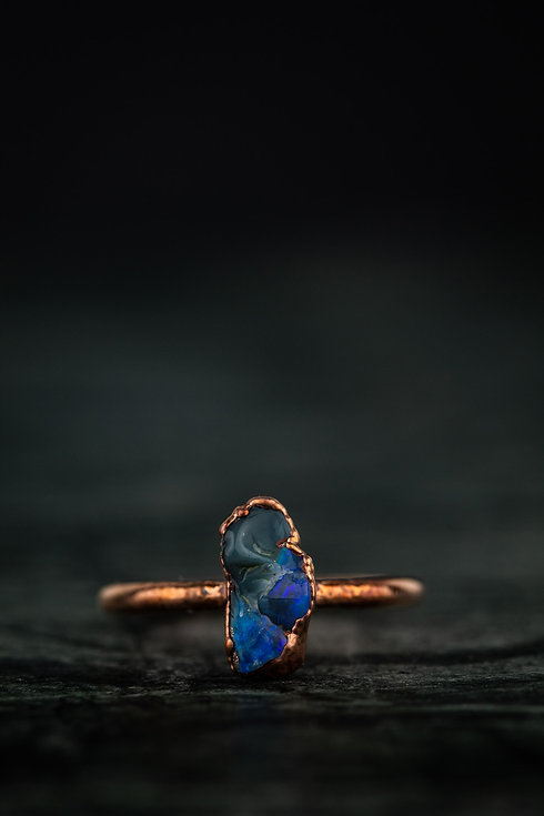 Opal-Roan-Copper-Crystal-Jewellery-Rings