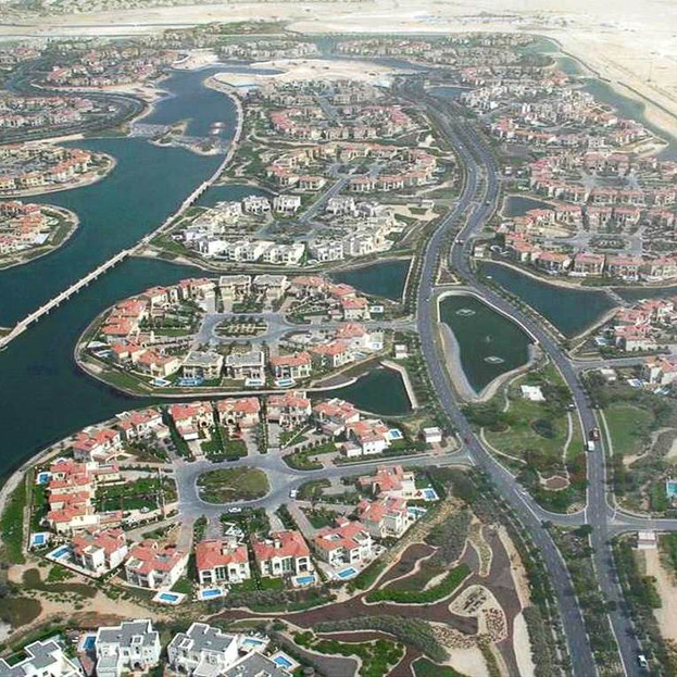 Jumeirah Heights District Cooling Expansion
