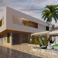 ADHA Near-Zero Sustainable Villa