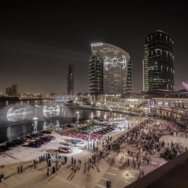 Dubai Festival City – Low Delta T