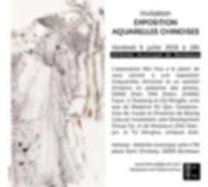 Invitation Exposition artistes chinois.j