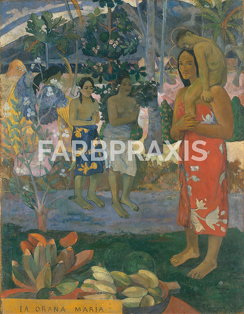 Paul Gauguin | La Orana Maria (Hail Mary)