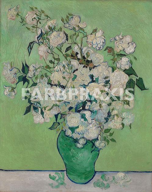 Vincent van Gogh | Roses