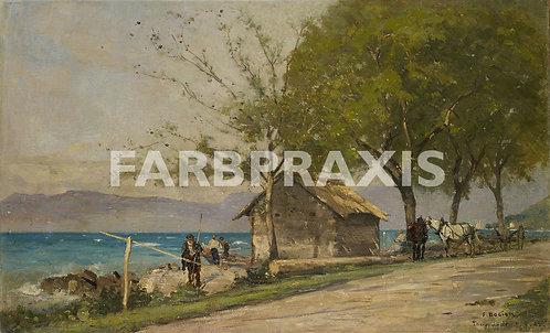 Francois Louis David Bocion | Rives de Tourronde
