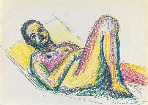 Tina Ibounig | Der Entspannte