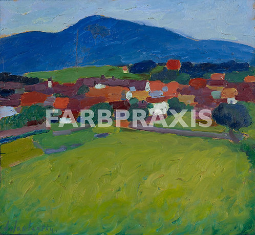 Alexej von Jawlensky | Dorf Murnau