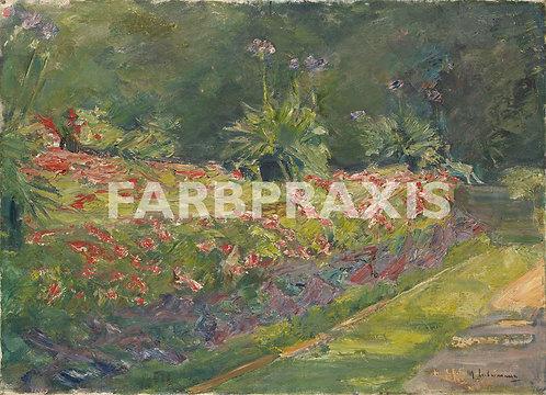Max Liebermann | Der Garten am Wannsee in Berlin