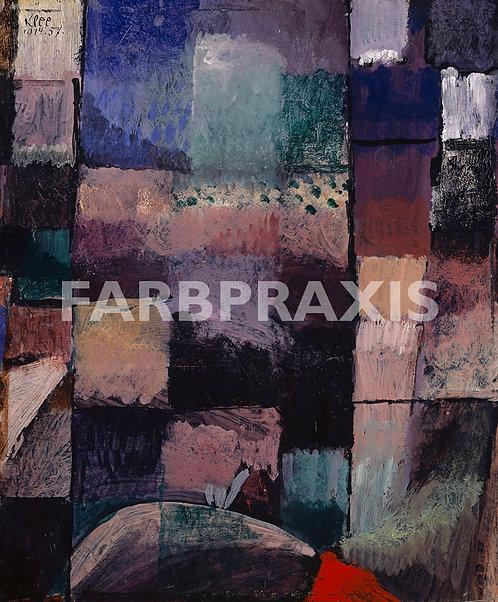 Paul Klee | Über ein Motiv aus Hammamet