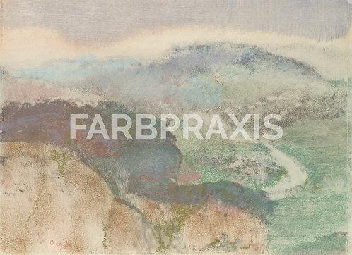 Edgar Degas | Landscape