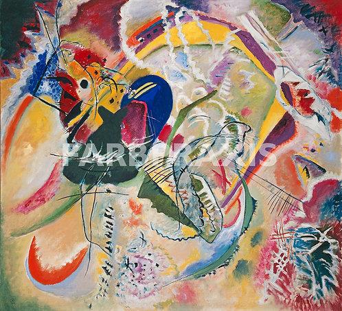 Wassily Kandinsky | Improvisation 35