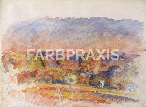 Auguste Renoir | Landscape