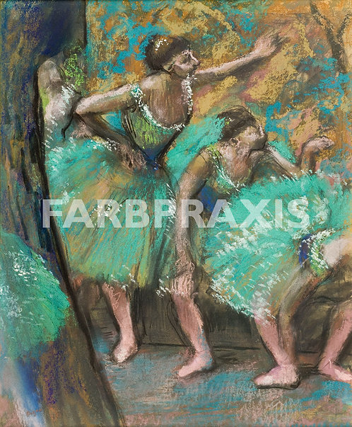 Edgar Degas | The Dancers