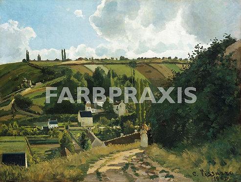 Camille Pissarro | Jalais Hill Pontoise