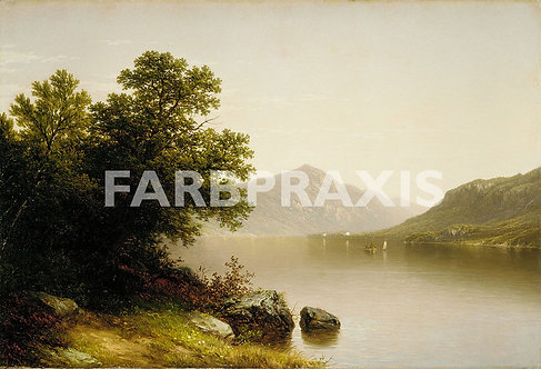 John William Casilear | Lake George