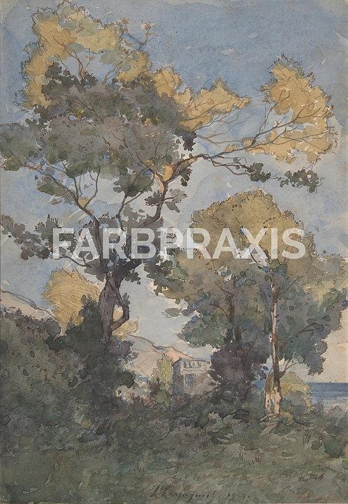 Henri-Joseph Harpignies | Landscape