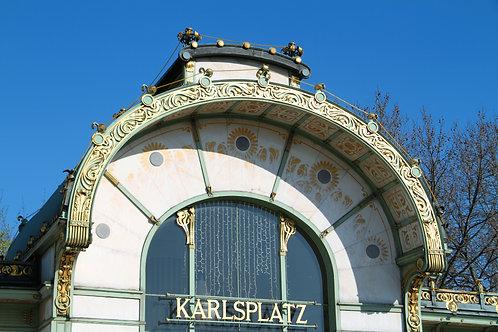 Marcel Blaha | Viennese Art Nouveau